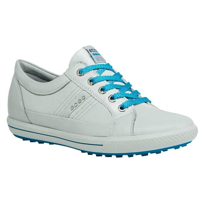 Sportcipő ECCO - Golf Street Lace 12102301007 White