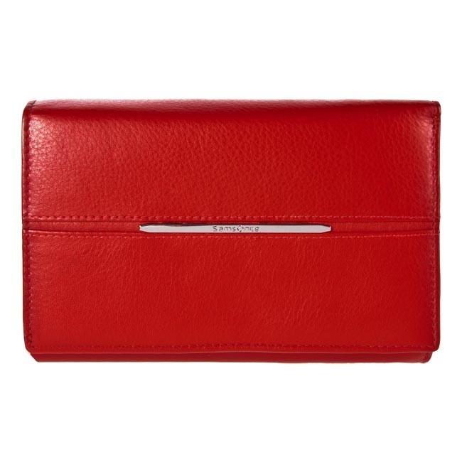 Nagy női pénztárca SAMSONITE - 141-884-4 Ferrari Red
