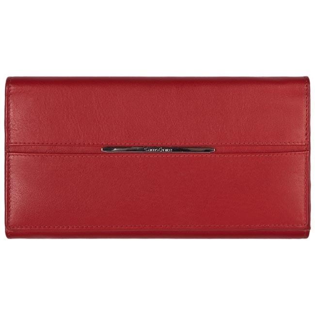 Nagy női pénztárca SAMSONITE - 141-273 Ferrari Red