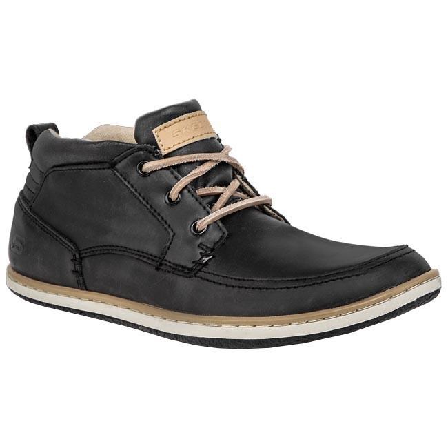 Bokacipő SKECHERS - Range 63494 Black