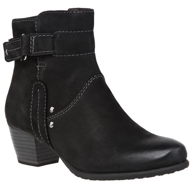 Magasított cipő TAMARIS - 1-25308-21 Fekete