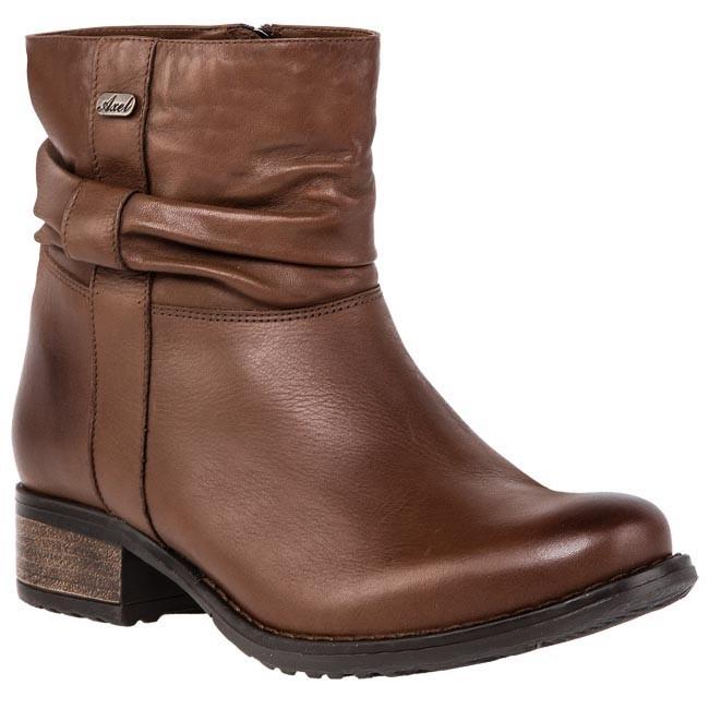Magasított cipő AXEL - 4083 Brown