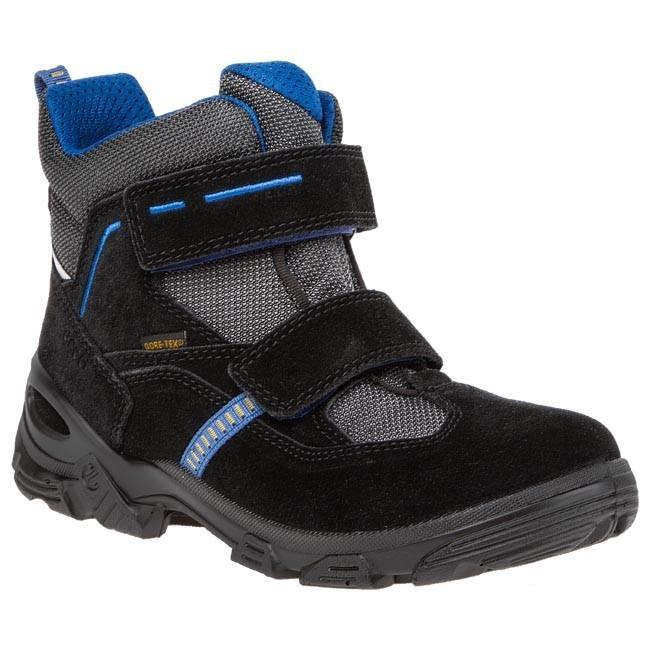 Bakancs ECCO - Snowboarder 72110358207 Black