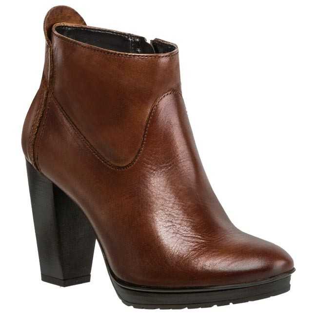 Magasított cipő TAMARIS - 1-25168-31 Cuoio 455