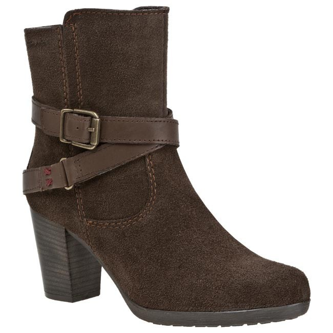 Magasított cipő TAMARIS - 1-25462-31 Mocca 304