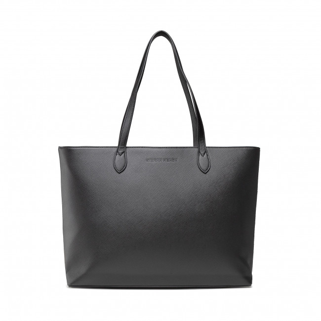 Retikül SILVIAN HEACH - Shopper Bag (Saffiano) Aspekt RCA21012BO Black W0148