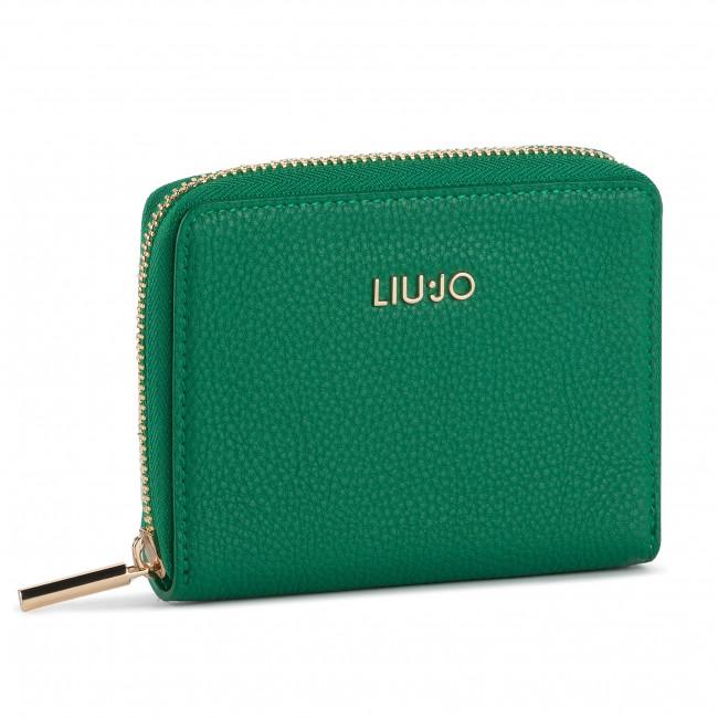 Nagy női pénztárca LIU JO M Zip Around A69176 E0031 Jade