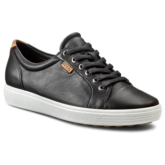 Sportcipő ECCO - Soft 7 Men's 43000401001 Black