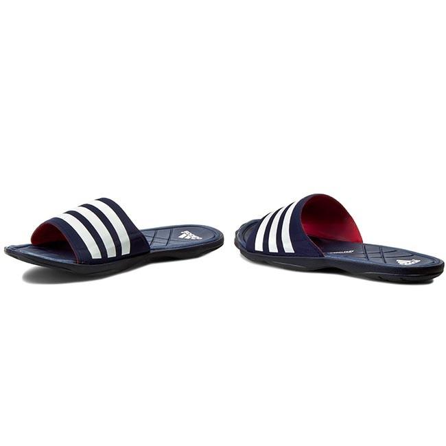 Papucs adidas Adipure Slide M B33743 ConavyFtwhtVivred