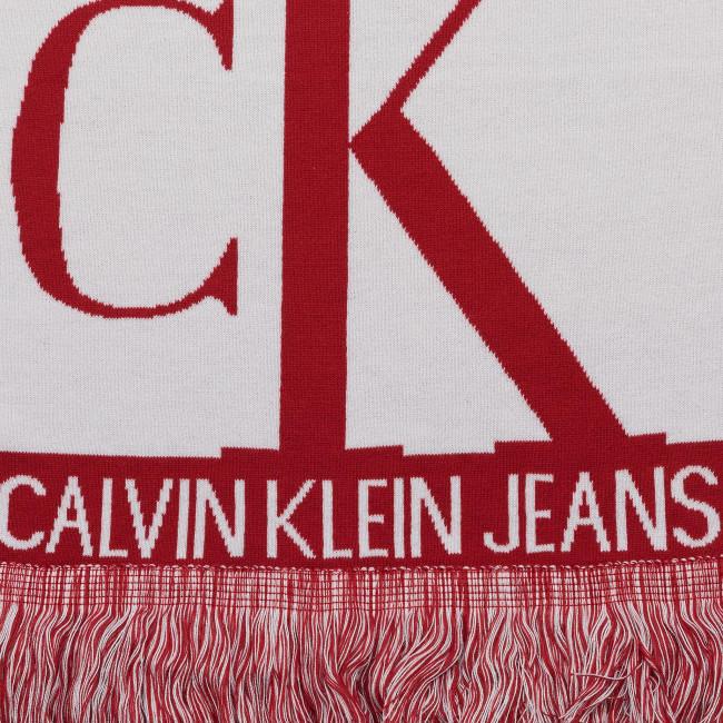 Sál CALVIN KLEIN JEANS - J Mirror Monogram Scarf K50K505330 XCQ - Sálak - Textília - Kiegészítők