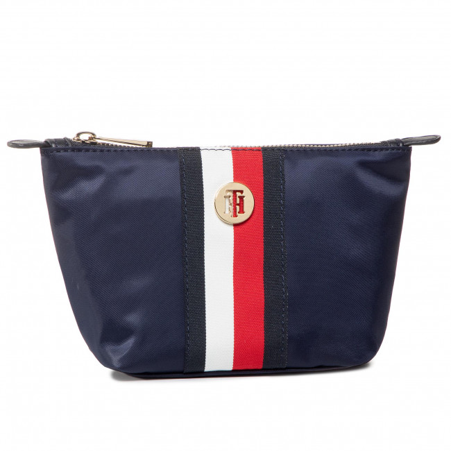 Smink táskák  TOMMY HILFIGER - Poppy Make Up Bag Corp AW0AW08371 0GY
