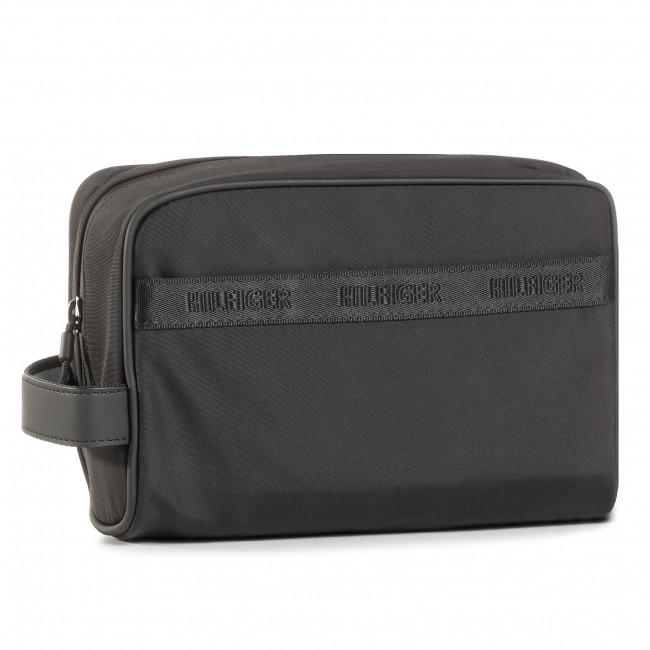 Smink táskák  TOMMY HILFIGER - Urban Tommy Washbag AM0AM06338 BDS