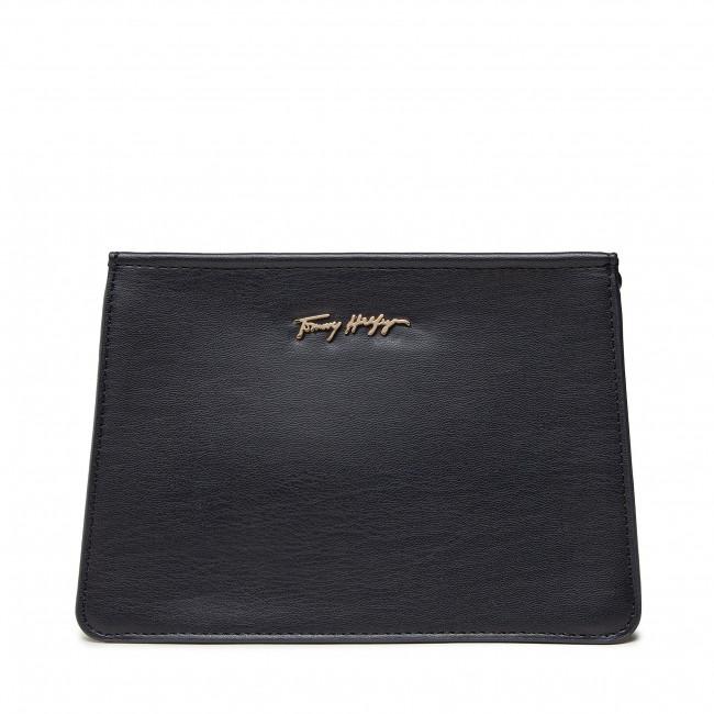 Smink táskák  TOMMY HILFIGER - Iconic Tommy Washbag AW0AW10131 DW5