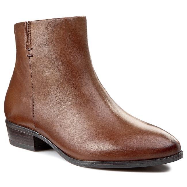 Magasított cipő CAPRICE 9 25345 25 Cognac 305