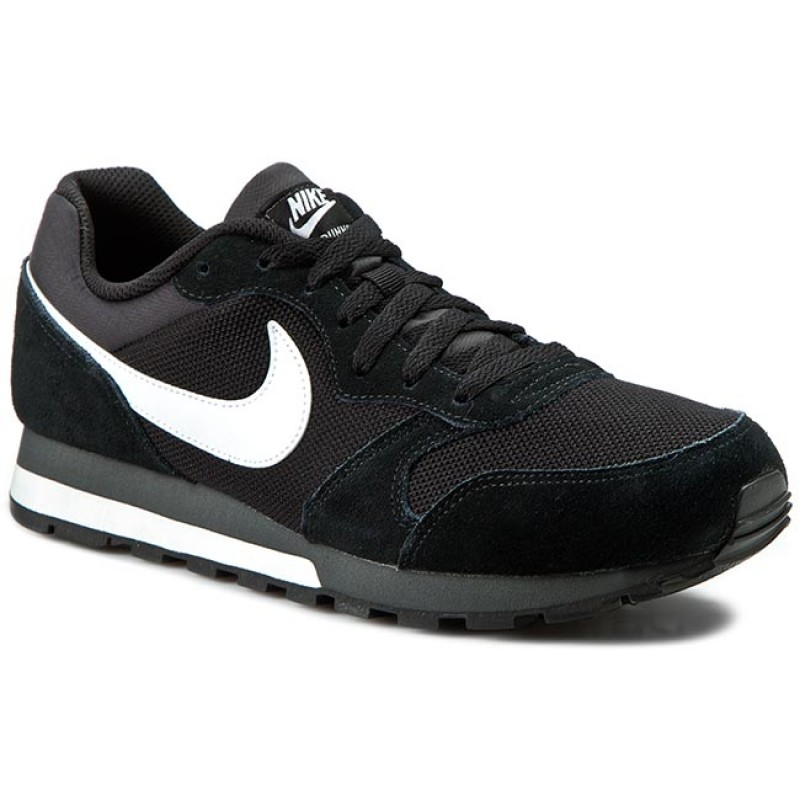 Cipők NIKE - Md Runner 2 749794 010 Black White Anthracite 4f03f4b87c