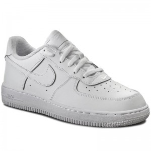 sports shoes 900e8 cd9d4 Cipő NIKE Force 1 (PS) 314193 117 White White White