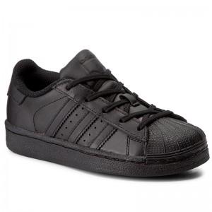 new concept aade3 ecd0a Cipők adidas - Superstar Foundation C BA8381 CblackCblackCblack