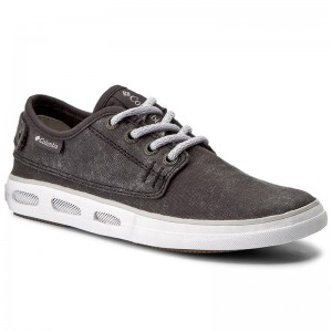 Félcipő COLUMBIA - Vulc N Vent Lace Outdoor BL4557 Shark Cool Grey 011 a0c78103f8