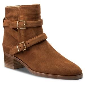 Magasított cipő STUART WEITZMAN - Eastside XL17463 Pecan Luxe Suede 87251b7f53