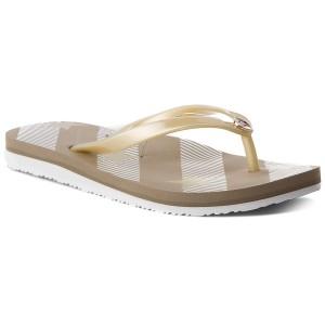 Vietnámi papucsok TOMMY HILFIGER - Stars And Stripes Beach Sandal  FW0FW02384 Cobblestone 068 fd04a06239