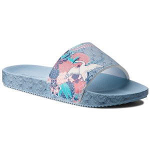 Papucs ZAXY - Snap Trendy Slide Fem 17529 Blue 90061 AA285105 02064 6735bb48ee