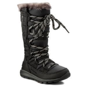 Hótaposó SOREL - Kinetic Boot NL3101 Black White 010 - Hótaposó ... 8b2c7765f3
