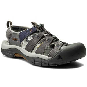 Szandál KEEN - Rialto 3 Point 1016642 Black Neutral Gray - Szandálok ... 4e69a501d1