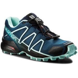 Cipő SALOMON - Speedcross 4 W 402431 20 V0 Poseidon Eggshell Blue Black 54d5b12cae