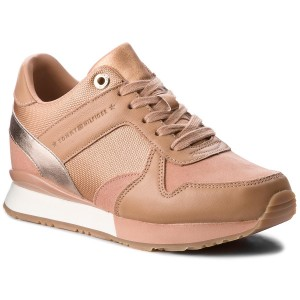 Sportcipő TOMMY HILFIGER - Sneaker Wedge FW0FW02977 Silky Nude 297 b54709a3bc