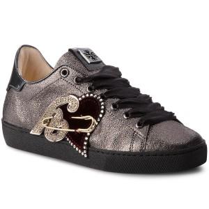 Magasított cipő HÖGL - 6-102212 Darkgrey 6600 - Magasított cipők ... c6a1fcb3a0
