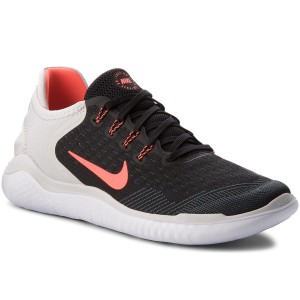 Cipő NIKE - Free Rn 2018 942836 005 Black Total Crimson Vast Grey 03800fe8f