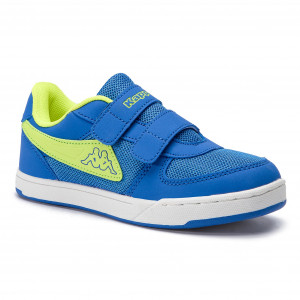 35bb58a57443 8 950,00 Ft. Sportcipő KAPPA - Trooper Light Sun K 260536K Blue/Lime 6033