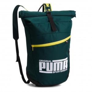 Hátizsák PUMA - Sole Backpack 075435 04 Ponderosa Pine Yellow 4edb8cbae7