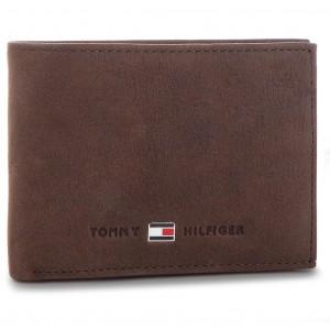 c25fa9b4fa Nagy férfi pénztárca TOMMY HILFIGER - Johnson Mini CC Flap AM0AM00662 041