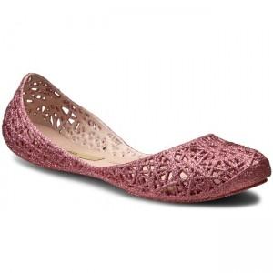 Balerina HEGO'S MILANO 1033 1 Glitter Multi Rosa+Pon Pon