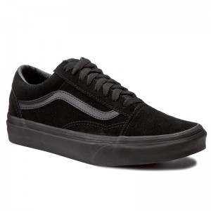 Félcipő VANS Old Skool V VA3D29OOZ (Mono Leather) Black