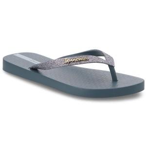 Vietnámi papucsok IPANEMA - Lolita Blue Silver 21345 7089d41dc2