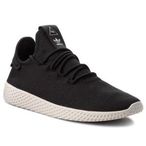 Cipő adidas Pw Tennis Hu AQ1056 Cblack Cblack Cwhite 5bfd896ee7