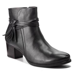 Magasított cipő CAPRICE - 9-25359-21 Ocean Nappa 855 b77655ac1b