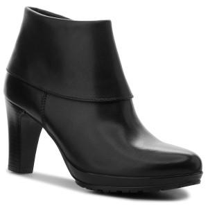 Magasított cipő TAMARIS 1-25460-21 Black 001 996683580d