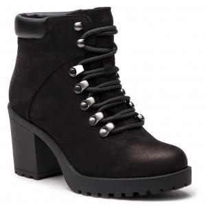 Magasított cipő VAGABOND Grace 4658-050-20 Black 50592d27e5