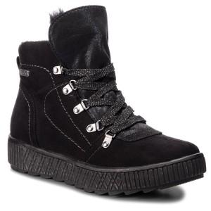 Magasított cipő JANA - 8-26223-21 Black 001 a99ffe8f4f