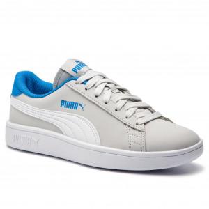 Sportcipő PUMA - Smash V2 Buck Jr 365182 08 Gray Violet Puma White 6b15e4582f