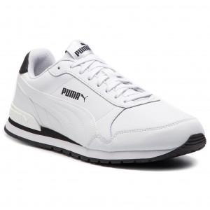 Sportcipő PUMA - St Runner V2 Full L 365277 01 Puma White Puma White 372ae71075