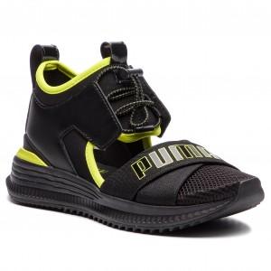 Sportcipő PUMA - Fenty Avid Wns 367683 01 Puma Black Limepunch Black 8ce3414f88
