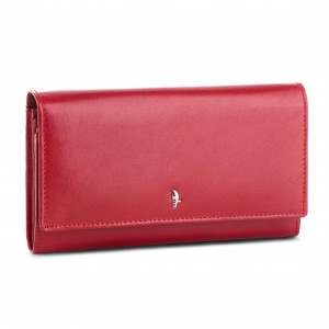 70eae06816 Nagy női pénztárca PUCCINI - PL1944 Red 3