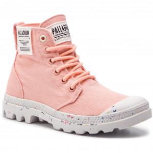 Bakancs PALLADIUM - Pampa Hi Organic 96199-647-M Peach Pearl 4254eae992