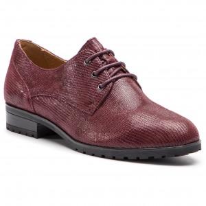 Oxford cipők CAPRICE 9-23300-21 Bordeaux Rept. 538 0c6f6abf90