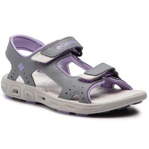 Szandál COLUMBIA - Childrens Techsun Vent BC4566 Tradewinds Grey White  Violet 032 f9468dcf63
