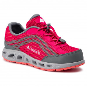 Bakancs COLUMBIA - Youth Drainmaker IV BY1091 Bright Rose Hot Coral 600 c0d02238e4